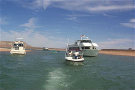 lake powell private boat tours boating glen canyon national recreation area u s