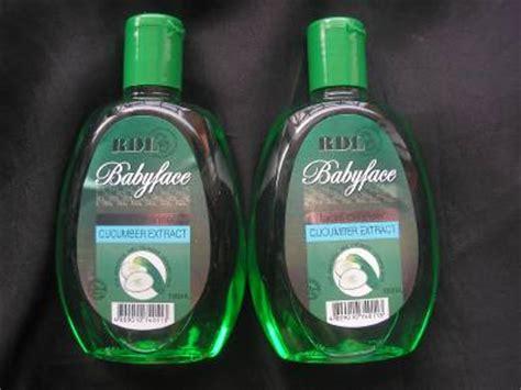 Rdl Cleanser Babyface Papaya 150ml 150ml rdl babyface cleanser papaya or cucumber extract whitening ebay