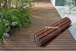 dalle de terrasse en bois comment d 233 corer un petit balcon astuces bricolage