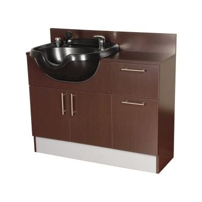 back bar cabinets with sink shoo bowl cabinets salon sink storage back bars