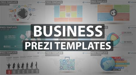presenting a business template business prezi templates prezibase