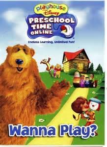 Disney preschool time online press information video game