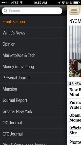 wsj app for android android apps wall journal within your grasp newsinitiative