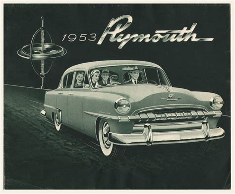 leaflet design plymouth car style critic did the 1949 vedette inspire the 1953