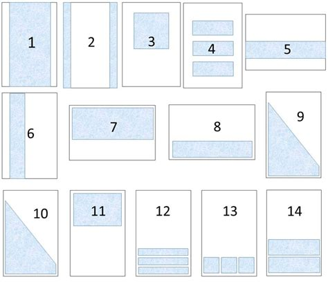 place card template 12x12 one sheet template tutorial tips