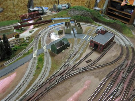 ho layout video ho scale model train layouts the industrial area this