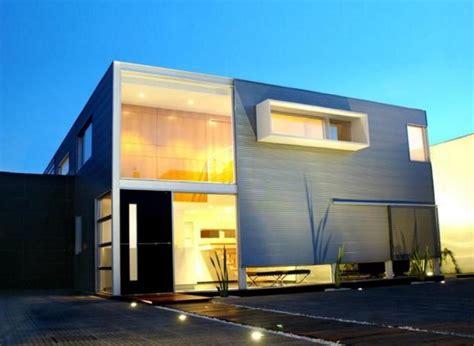 casas cuadradas modernas fachadas cuadradas