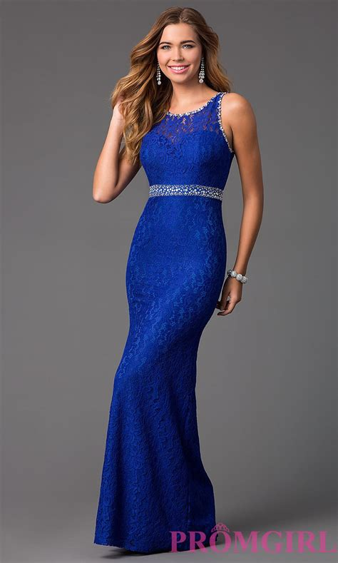 royal blue formal dresses lace royal blue prom dress promgirl