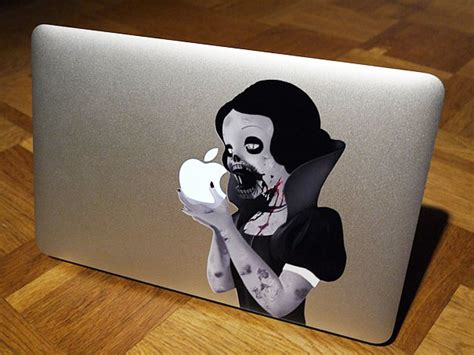 Sticker Apple 30 awesome macbook decal stickers designbump