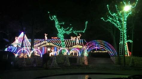 christmas lights 2012 tso christmas canon rock youtube