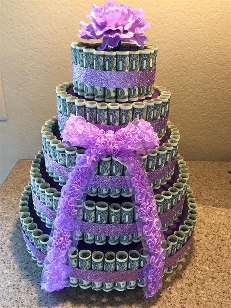 1000 ideas about money cake on money flowers