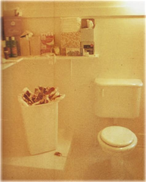 Judy Chicago Menstruation Bathroom by Planet Waves Eris Notebook With Discord