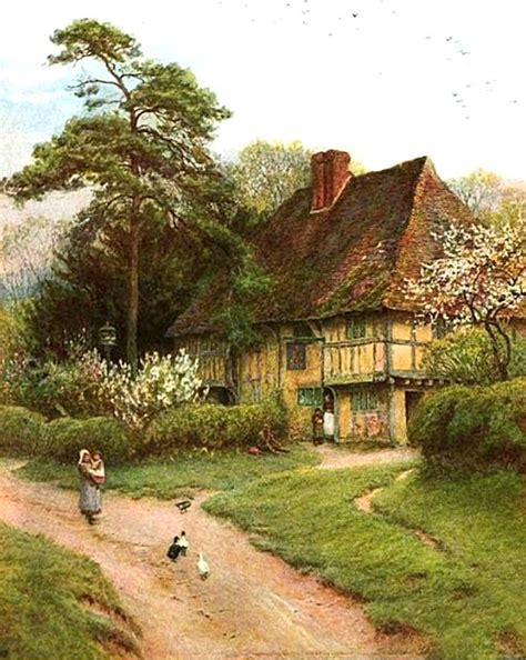 the english cottage old english cottage plans home decor and interior design