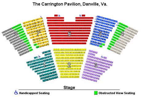 dte energy  theater seating chart  seat numbers