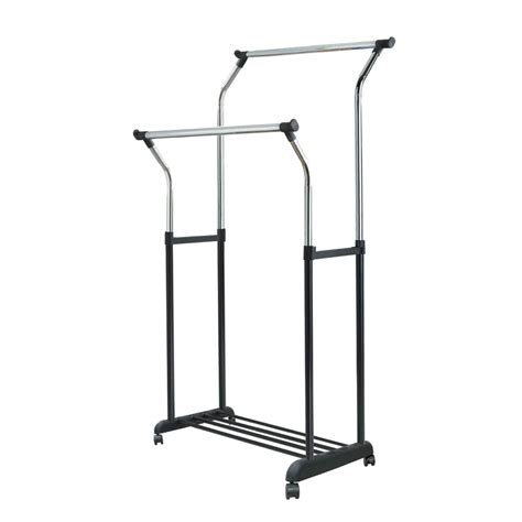 Adjustable Garment Rack by All Set 90 X 52 5 X 111 170cm Bar Adjustable Height