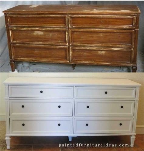 painted furniture ideas before and after 13 best black painted dresser images on pinterest