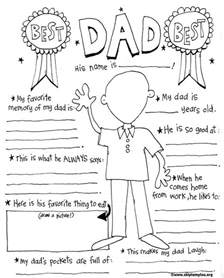 fathers day coloring pages coloring page for the best skip to my lou
