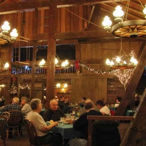 Big Barn Restaurant At The Barn Restaurant