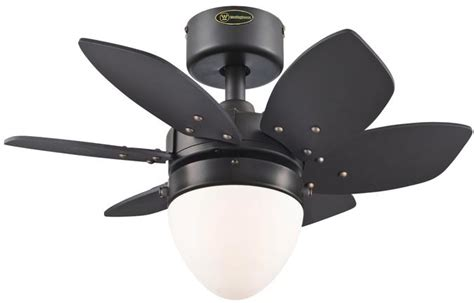 westinghouse 24 inch indoor ceiling fan with light