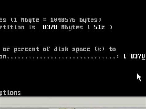 format hard disk using fdisk command how to format flash drive using dos doovi
