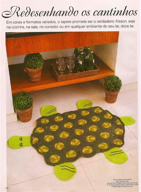 tartaruga lada lada croch 234 s e pinturas tapete em croch 234 formato