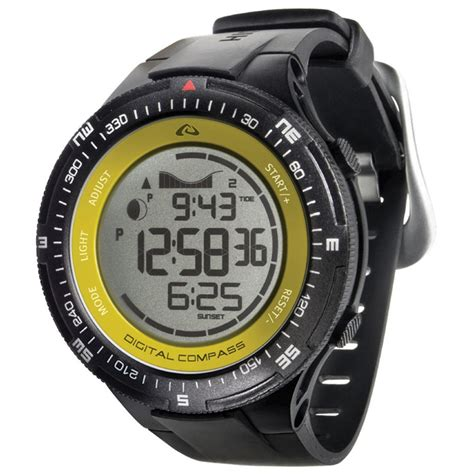 highgear 174 angler digital compass 231358 watches