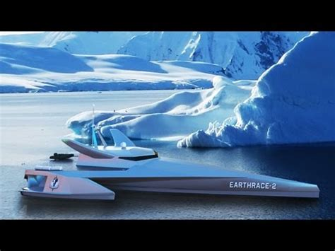 earthrace 2 boat what makes earthrace 2 awesome youtube