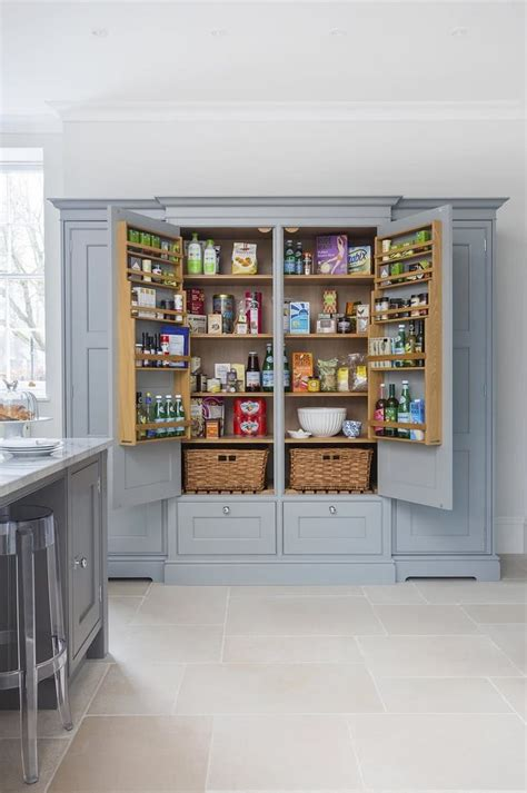 kitchen pantry cabinet ideas best 25 wall pantry ideas on pantry cabinets