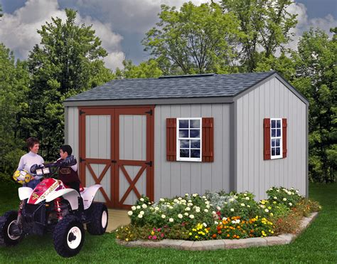 cypress shed kit storage shed kit   barns