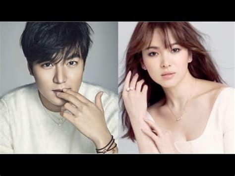 film lee min ho dan song hye kyo lee min ho dan song hye kyo main drama bareng di quot city