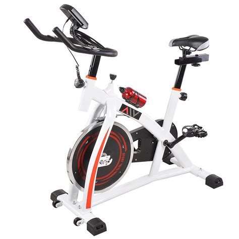exercise spin bike home bicycle cycling cardio fitness