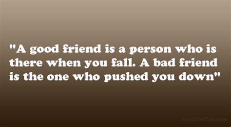 bad friend quotes and sayings quotesgram good quotes about bad friends quotesgram