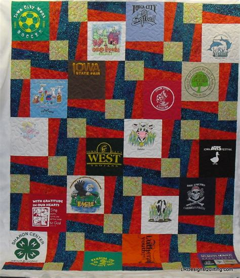 T Shirt Quilt Pattern by Maggie S T Shirt Quilt Bq3 Pattern