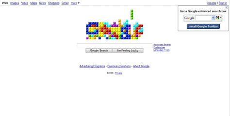 google images tetris microsoft and google look at the world differently