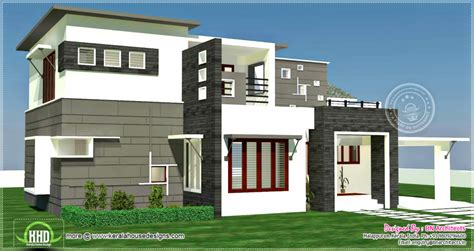 home design luxury for contemporary style home designs contemporary style home exterior kerala
