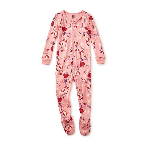 tea pajamas caer baby pajamas tea collection