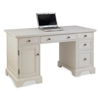 naples white desk home styles naples white pedestal desk 5530 18 the home