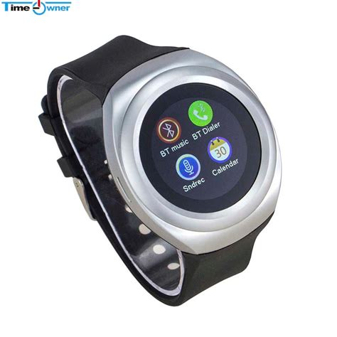 clocks for android phone timeowner clock smart android phone touch smartwatches wristwatch smartwatch for android