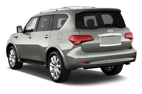 infinity car back 2013 infiniti qx56 reviews and rating motor trend