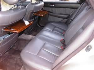 Tables With Ls Attached Ls400 Retrofitted With Jaguar Vanden Plas Picnic Tables