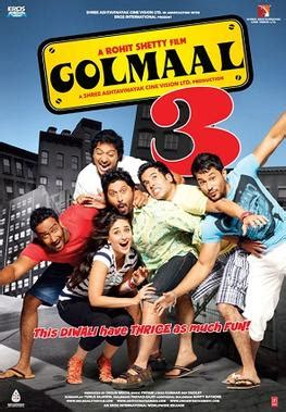 daftar film india action comedy golmaal 3 wikipedia