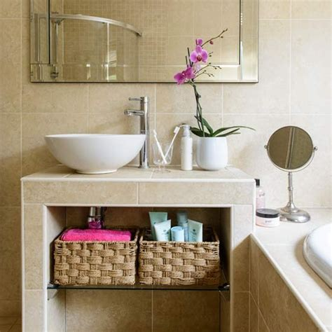 solve your bathroom storage by adding clever