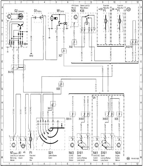 mercedes wiring diagrams wiring diagram schematics