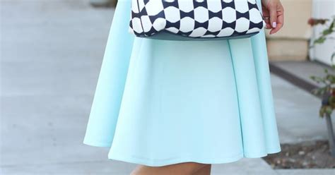 Polka Tile Skirt bows and dots plus sale alert bow heels mint skirt and bow tile purse stylish