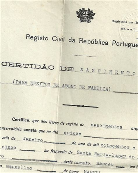 Passport Criminal Record Requirements Sephardic Jews Citizenship Office Portugal