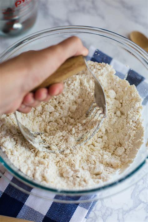 coconut oil vegan pie crust b britnell