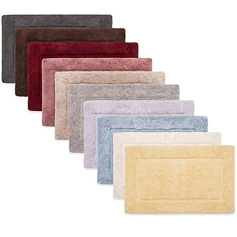 Bed Bath And Beyond Bathroom Rugs Wamsutta 174 Soft Micro Cotton 174 Bath Rug Bed Bath Beyond