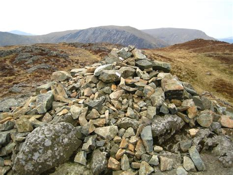 panoramio photo of pile of rocks on high spy