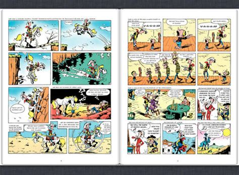 The Singing Wire Lucky Luke lucky luke volume 4 di morris ren 233