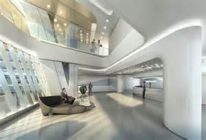 New Home Floor Plan Trends world of architecture futuristic sky soho by zaha hadid